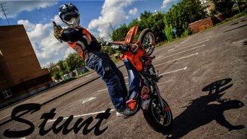 Stunt Riding Việt Nam  – Chặng đường chông gai