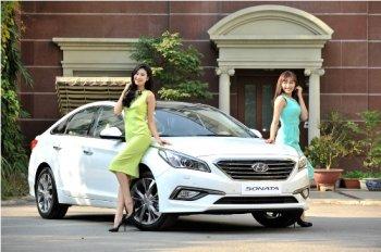 65.000 xe Hyundai Sonata bị triệu hồi vì lỗi đèn báo phanh