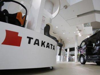 Takata bị phạt số tiền kỷ lục vì sai phạm túi khí