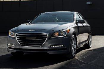 Hyundai tấn công thị trường xe sang bằng thương hiệu riêng