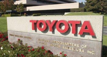Toyota hưởng lợi nhờ đồng Yên mất giá
