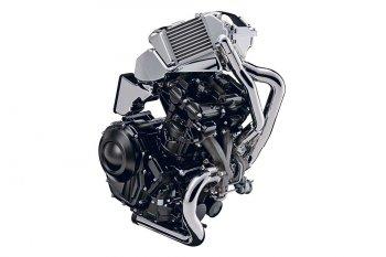 Suzuki thách thức Kawasaki trong cuộc đua công nghệ tăng áp