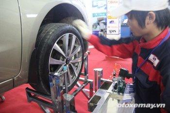 Tiết kiệm chi phí bằng việc đảo lốp