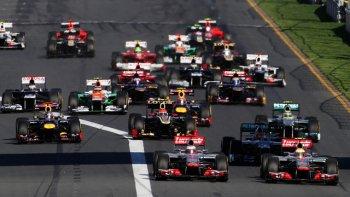 Cuộc cách mạng xe đua F1 qua con mắt trẻ thơ
