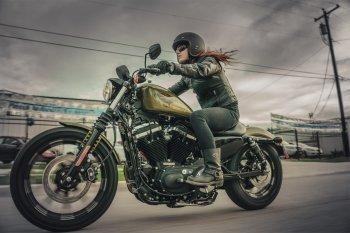 Harley-Davidson nâng cấp những dòng xe chủ lực