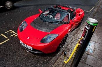 Ôtô điện phá mác 'xe rùa'