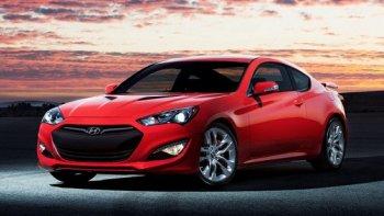 Hyundai Genesis Coupe 2016 đã chốt giá