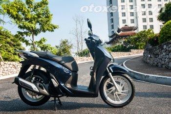 Honda Việt Nam thông báo sửa khóa Smart Key của xe SH mới
