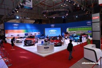 Ford Việt Nam thiết lập kỷ lục bán hàng tháng