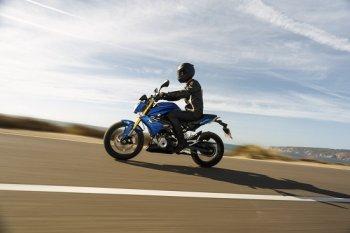 BMW tung naked bike giá rẻ mới