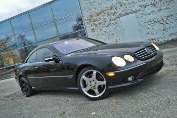 Siêu xế độ Mercedes-Benz CL 600 1.000 mã lực
