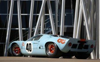 Xe đua Ford GT40 1968 được đấu giá kỷ lục 11 triệu USD