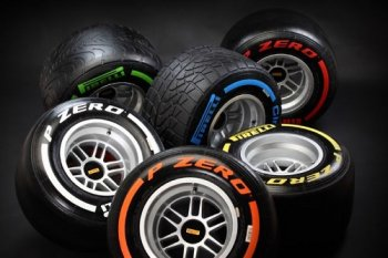 Sự 'tiến hoá' của lốp xe F1 (2)