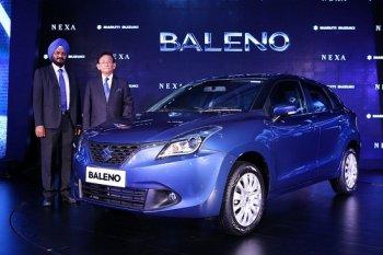 Xe giá rẻ Suzuki Baleno 'bán chạy như tôm tươi'