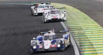 """Toyota""""lật đổ"""" Audi, thắng giải đua kỹ thuật khốc liệt nhất"""