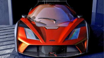 KTM X-Bow GT4 sẽ được thử nghiệm tại giải đua SRO BOP