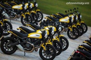 Có hay không chuyện Ducati tung Scrambler 400?
