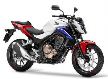 Honda trình diện triển lãm EICMA loạt xe thể thao mới
