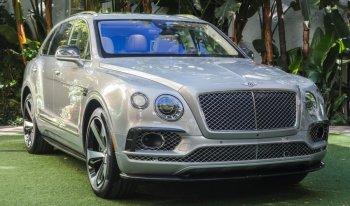 Bentley Bentayga First Edition – đỉnh cao của SUV hạng sang