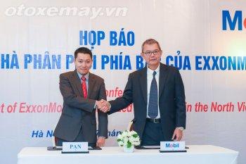Dầu nhớt ExxonMobil quay lại ủy quyền kinh doanh tại Việt nam