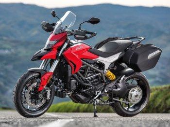 Ducati Hypermotard 2016 được nâng cấp động cơ mới
