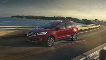 Ford Escape 2017 sẽ ra mắt tại Los Angeles Motor Show 2015