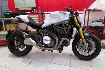 """""""Quái vật"""" Ducati Monster 1200S đã có mặt ở Việt Nam"""