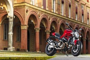 Ducati Monster ra mắt phiên bản 821cc