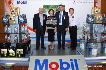 ExxonMobil có nhà phân phối ở phía Nam