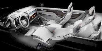 Volvo Concept 26: Tương lai của xe tự lái