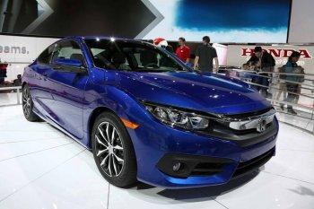 Honda Civic Coupe 2016 chính thức trình làng