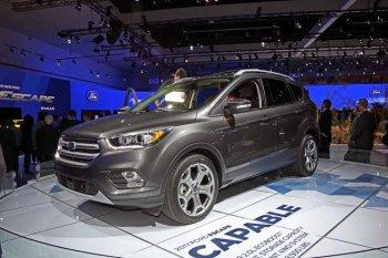 Hình ảnh thực tế Ford Escape 2017