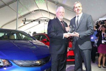 """Xe xanh của năm"" Chevrolet Volt 2016"