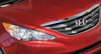 Hyundai triệu hồi Sonata giải quyết lỗi trục trặc phanh