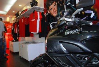 Khai trương Showroom Ducati Hà Nội