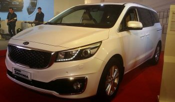 Thaco bắt đầu bán Kia Grand Sedona bản lắp ráp CKD