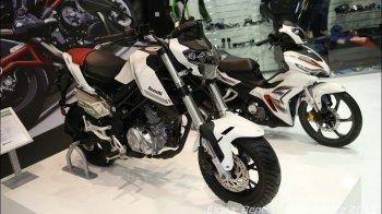 EICMA 2015: Benelli tung minibike cạnh tranh thị phần dưới