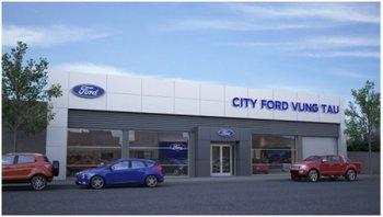 City Ford mở showroom phục vụ khách tại Vũng Tàu