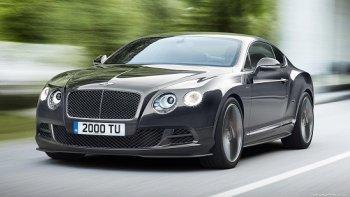 Bentley Continental liên tiếp dính lỗi kỹ thuật