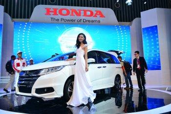 Honda Odyssey tiếp cận khách hàng toàn quốc