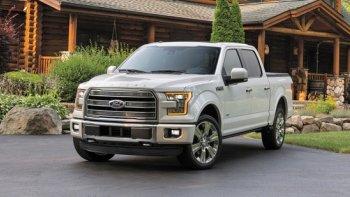 """Ford F-150 được vinh danh """"Xe tải xanh của năm 2016"""""""