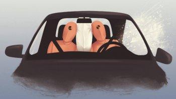 Túi khí giữa sẽ sớm phổ biến trên ôtô