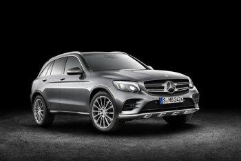 Mercedes-Benz mở rộng sản xuất GLC tại Phần Lan