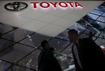 Toyota vẫn là hãng xe bán chạy nhất thế giới