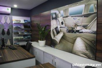Ra mắt City Showroom Vietnam Star Automobile tiêu chuẩn mới tại Hà Nội