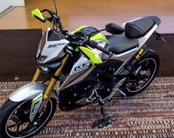 Nakedbike mới của Yamaha giá 2.400 USD