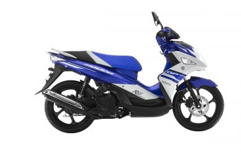 Yamaha bất ngờ bán Nouvo Fi đời 2016