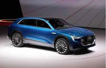 Audi thúc đẩy cơ sở hạ tầng cho xe điện