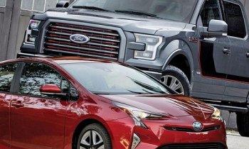 Toyota và Ford quyết chiến ở phân khúc bán tải hybrid