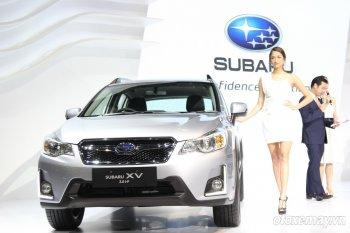 Vì sao Subaru XV 2016 giá hấp dẫn chưa thể về Việt Nam?
